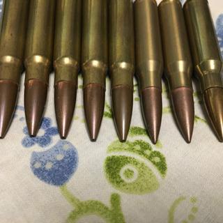 ライフル弾のダミーカート