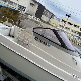 【ネット決済】船 キャリー付