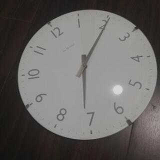 壁掛け時計(美品)