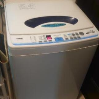 【無料】SANYO全自動電気洗濯機 『Stainless7.0 ...