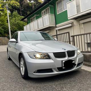 【コミコミ】BMW 323i 車検1年分、低走行、人気のシルバー!