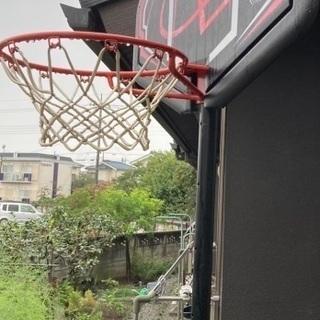 【ネット決済】引取限定★バスケットゴール★バスケゴール★屋外用