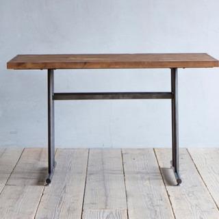 テーブル パイン 木目 アンティーク ダイニング カフェ風