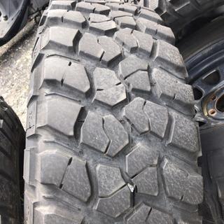 ランクルに付けてたタイヤ? - 車のパーツ