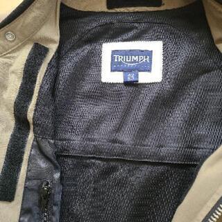 TRIUMPHメンズBikeウェア