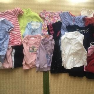 【90〜95】女の子洋服22点