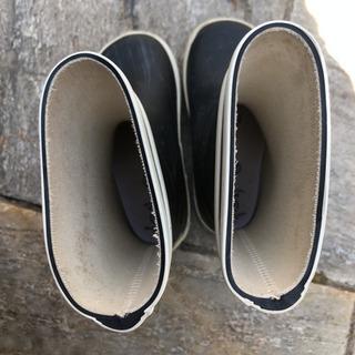エーグル 長靴 14cm
