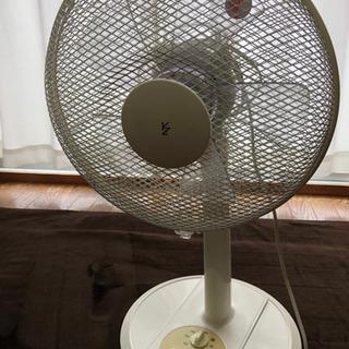 山善2013年製 扇風機