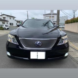 【ネット決済】レクサス LS600h  サスコン、車検一年以上付...