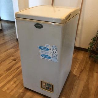 【商談中】家庭用冷凍庫60L