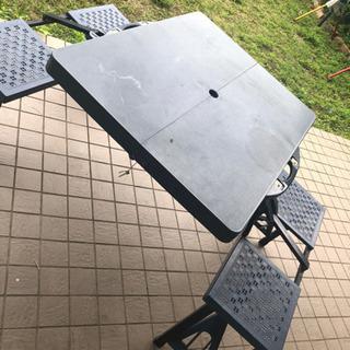 折り畳みガーデンテーブル
