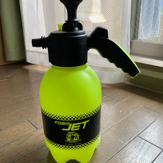 Foam Jet ハンディ洗浄機