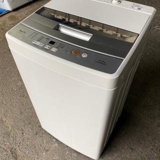 AQUA全自動電気洗濯機AQW-S45G 2018年製
