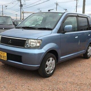 9.8万円 eKワゴン 激安即納 H81W 車検付きR4/3 (...
