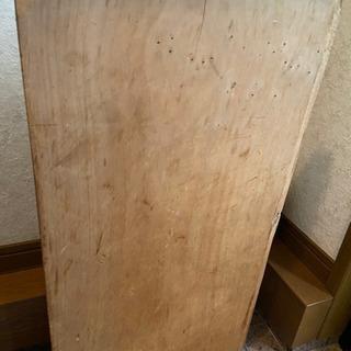 銀杏の木のまな板