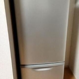 panasonic冷蔵庫 168L 明日の日曜引き取り限定