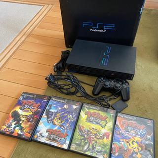 終了しました。PS2とソフト差し上げます。