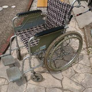 自走式車椅子 まだ使えます