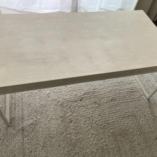 Francfranc(フランフラン)ローテーブル ホワイト