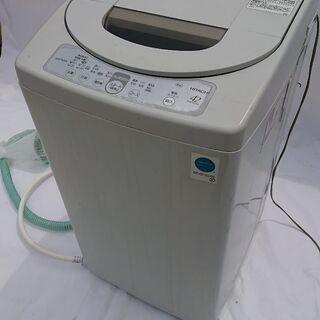 日立  全自動洗濯機