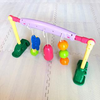 新生児から遊べるベビージム