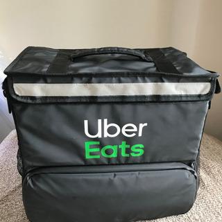 【ネット決済】Uber eats 配達バッグ ウーバーイーツ