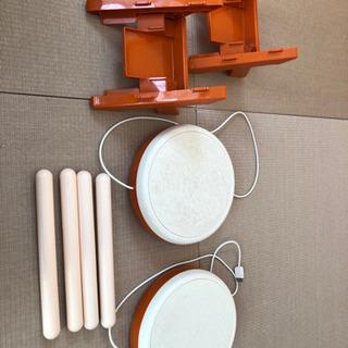 ニンテンドー Wii 太鼓の達人 コントローラー 2個