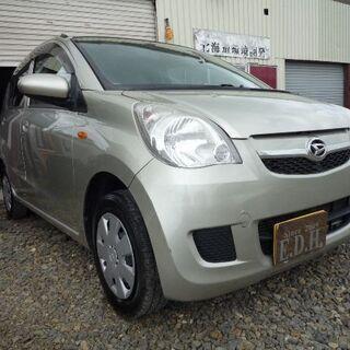 DAIHATSU  MIRA-X  4WD 車検3年11月28日迄