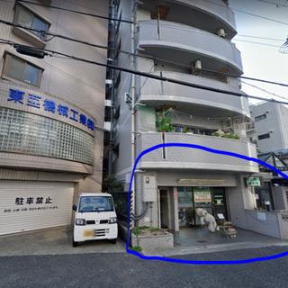 希少1階テナント♫駅前、路面店♫各種事務所や美容系に最適です♫