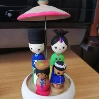 韓国のお土産です。