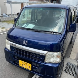 バモス5MT車検4年8月タイベル交換済禁煙車