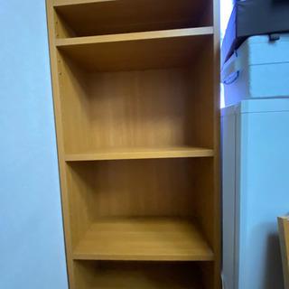 木製棚 しっかりした、使い勝手良い物です