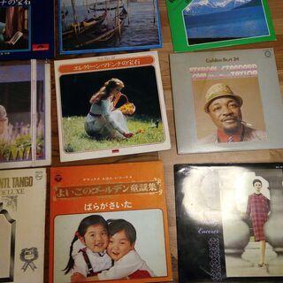 LPレコード11枚 マドンナの宝石 マランドコンチネンタル・タン...