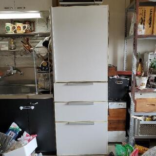 中古冷蔵庫あげます