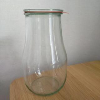 【無料】果実酒やサングリアに!WECK 2.7L瓶