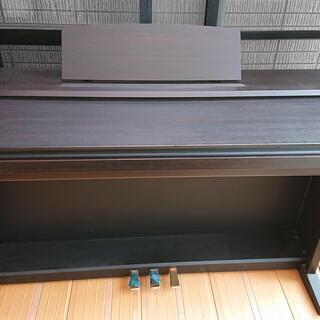 KAWAI電子ピアノ 鍵盤落込み修理要 差し上げます