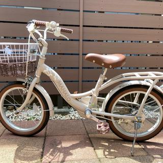 【ネット決済】自転車 子供用 中古 16インチ