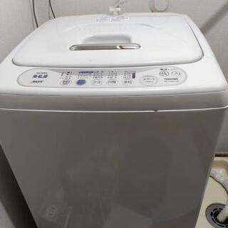 洗濯機4.2kg 3000円