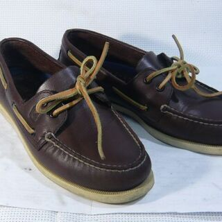 "SPERRY.TOP‐SIDER MEN""S7.5M 中古 現状..."