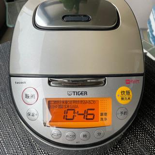 【ネット決済】タイガー 炊飯器 JKT-A100 2013年型