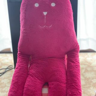 うさぎ 抱き枕 クッション