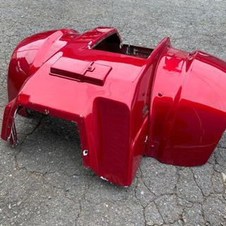 ジャイロキャノピー 2ストローク エンジンカバー