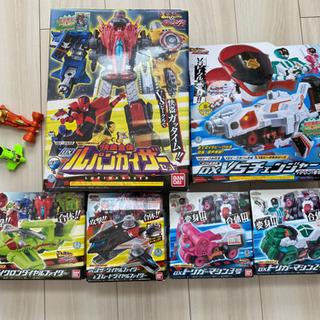 【ネット決済】ルパンレンジャーVSパトレンジャーおもちゃセット