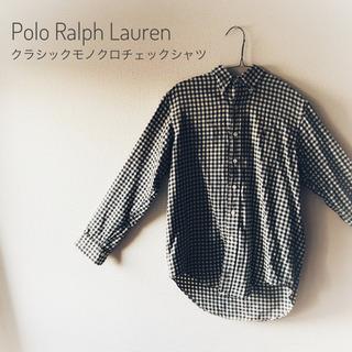 【ネット決済】Polo Ralph Laurenクラシックモノク...