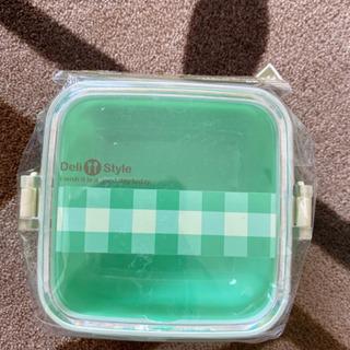 緑のお弁当箱