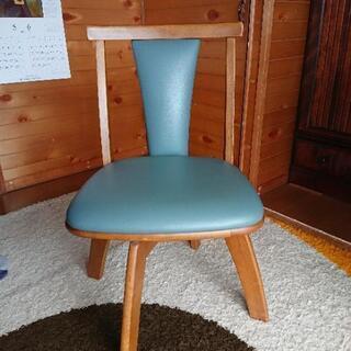食卓椅子  2脚