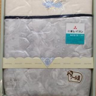 【値下げ】三菱レイヨンウール混肌布団
