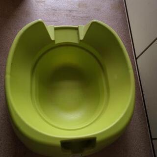 中古 猫用トイレ 節約簡単ネコトイレ