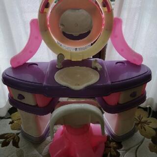 玩具お化粧鏡ドレッサー🧚