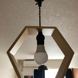 ランプ 美品 ニトリ